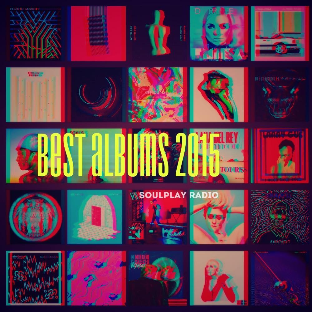 Лучшие альбомы 2015 года!