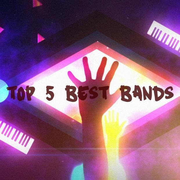 ТОП 5 лучших групп