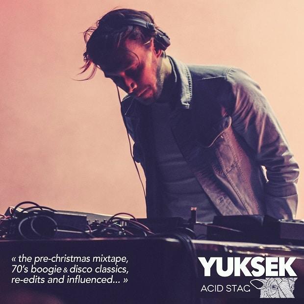 Yuksek — Микс — The Pre-Christmas Mixtape