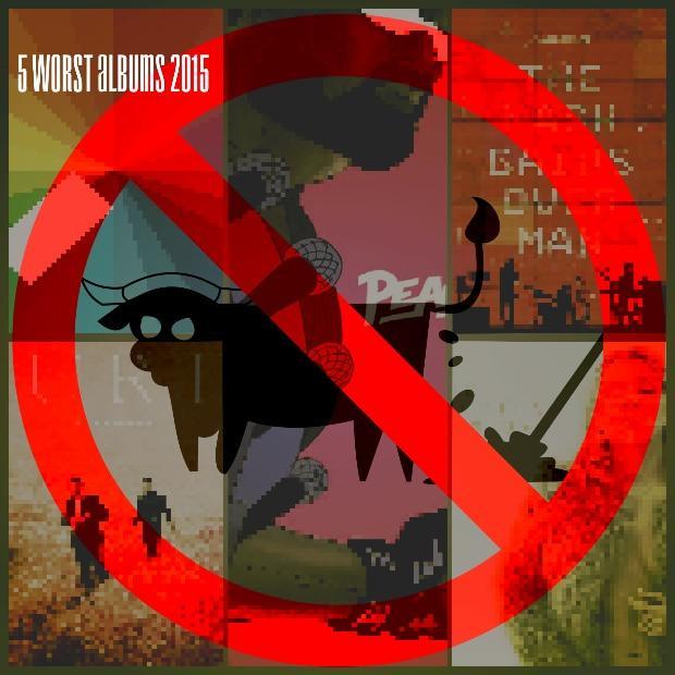 Разочарование года. Пять худших альбомов 2015