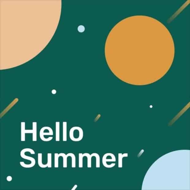 Antenna — Микс — Hello Summer Mix