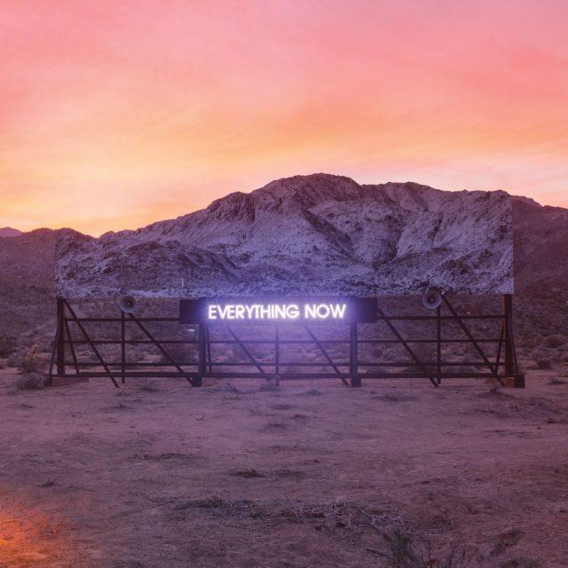 Arcade Fire - Everything Now – Диско, как вызов обыденности