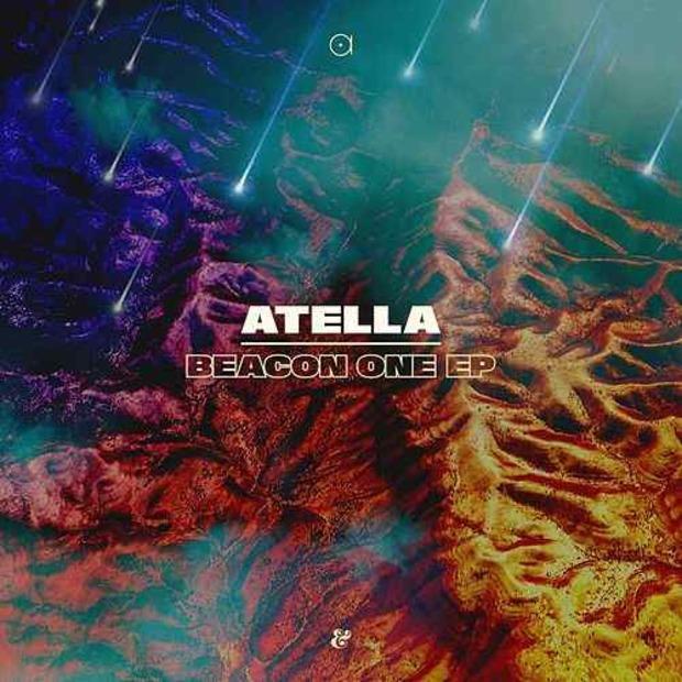Atella - Beacon One (EP) – Эстетика галактических синтов
