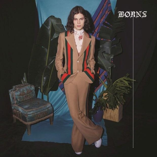 BØRNS - Blue Madonna – Синтетический гламур
