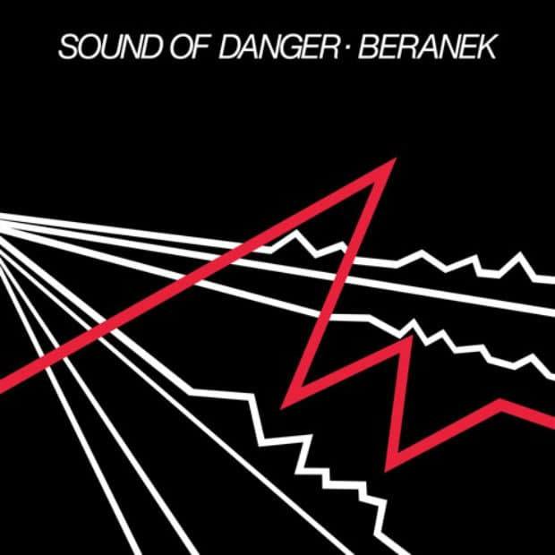 Beranek – Sound Of Danger (LP) – Предвестник синтвейва