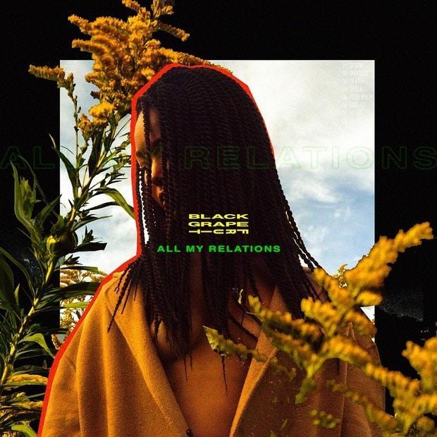 Black Grapefruit — All My Relations — Минорный R&B