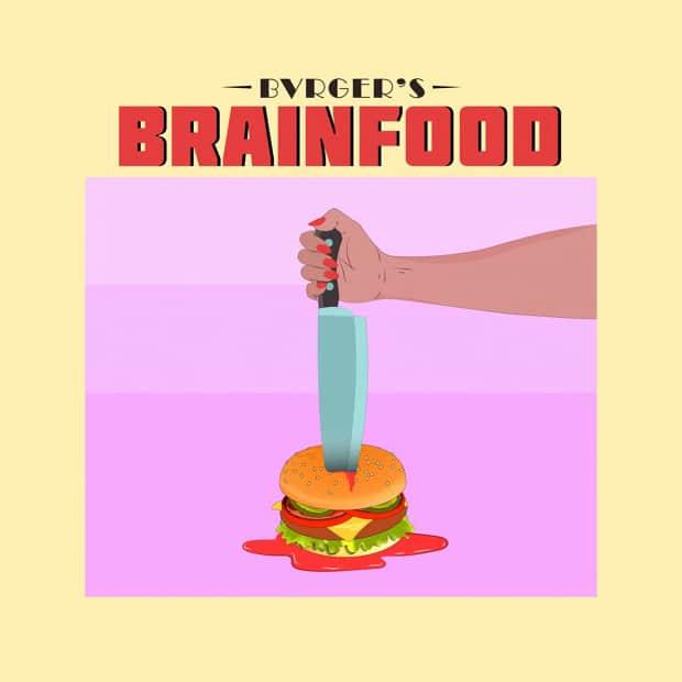 BVRGER — Brainfood (ЕР) — Новые формы R&B