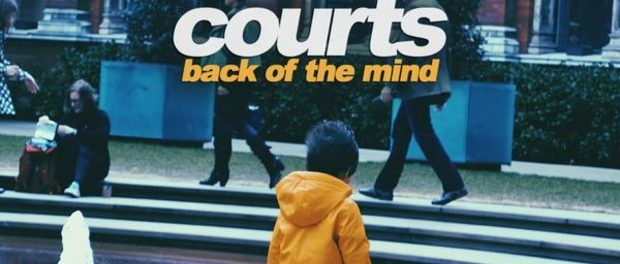Courts — Back of the Mind — Фанк с особым шиком