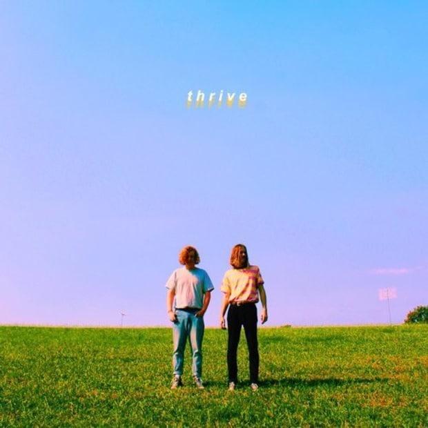 Dekleyn — Thrive (EP) — Седативный инди-поп