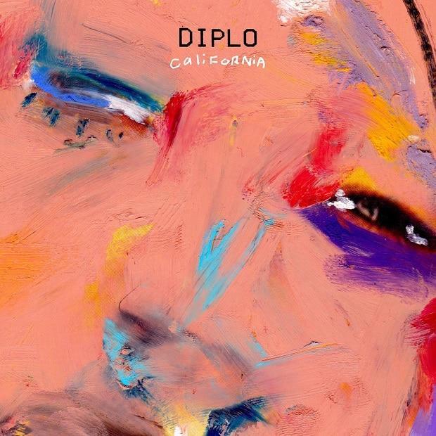 Diplo — California (EP) — Знойная коллаборация
