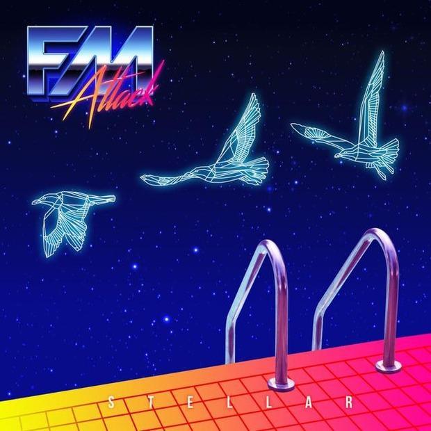 FM Attack - Stellar (ЕР) – Гипер-романтичный синтвейв