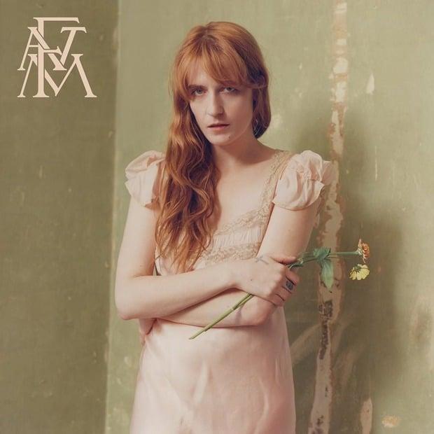 Florence + the Machine - High As Hope – Меланхоличный барокко-поп