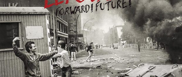 Fuck Art, Let's Dance! - Forward! Future! – Инди-рок бунтарство
