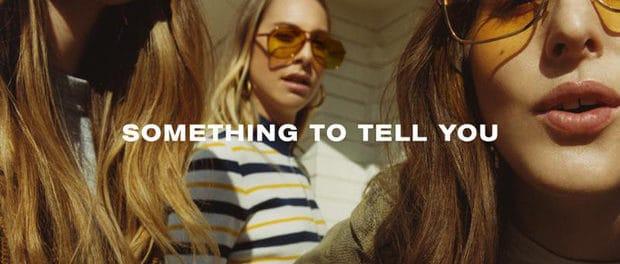 Haim — Something to Tell You — Светлые оттенки поп-рока