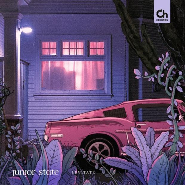 Junior State - Levitate (EP) – Инструментальные грани чиллаута
