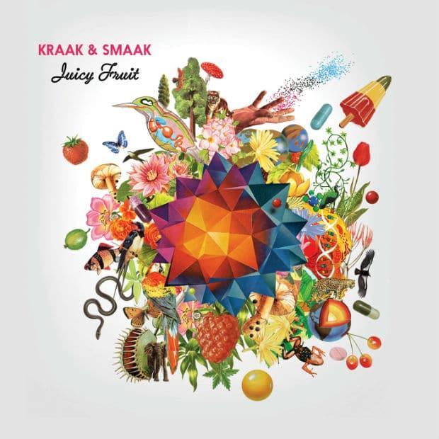Kraak & Smaak - Juicy Fruit (Album)