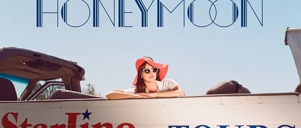 Lana Del Rey - Honeymoon - Поток рефлексии