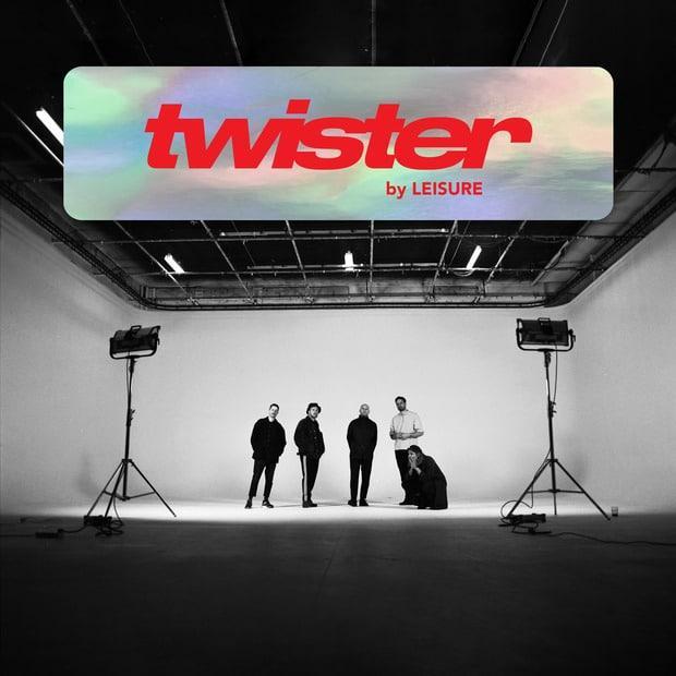 Leisure – Twister – Жемчужина психоделик-попа
