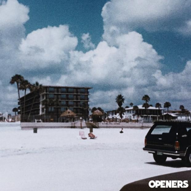 Luces - Soak (EP) – Хаус и глубина