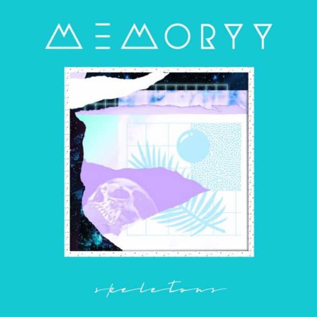 Memoryy - Skeletons – Инди-поп в динамике 80-х
