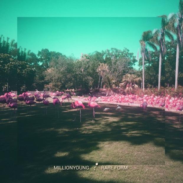 Millionyoung - Rare Form – Синтетические эмоции