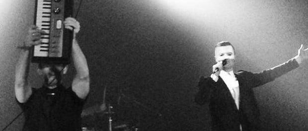 Концерт Monarchy, 30 марта 2016, Москва, клуб 16 Тонн