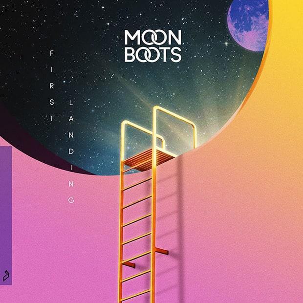 Moon Boots - First Landing – Другие грани хауса