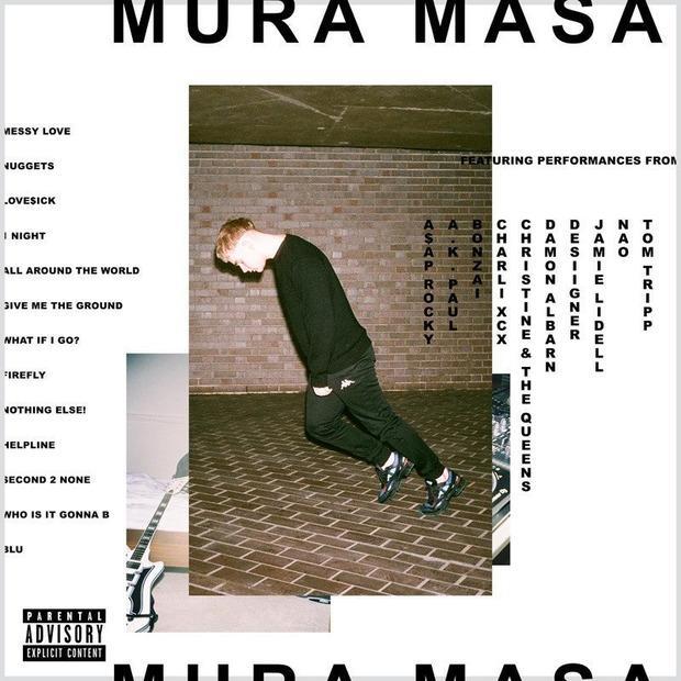 Mura Masa - Mura Masa – Серийно произведенная музыка