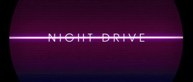 Night Drive — Night Drive — Пульсирующий future wave
