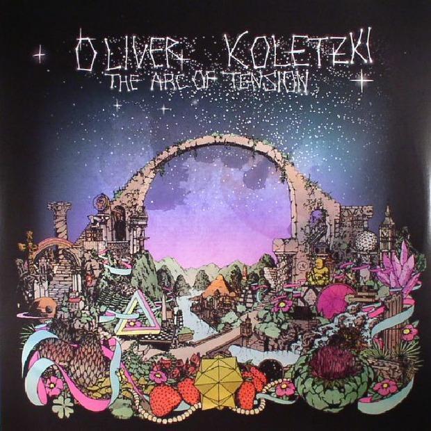 Oliver Koletzki - The Arc of Tension – Электронное настроение осени