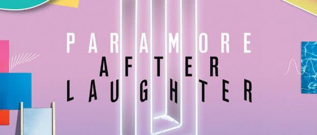 Paramore — After Laughter — Романтика и поп-рок 80х
