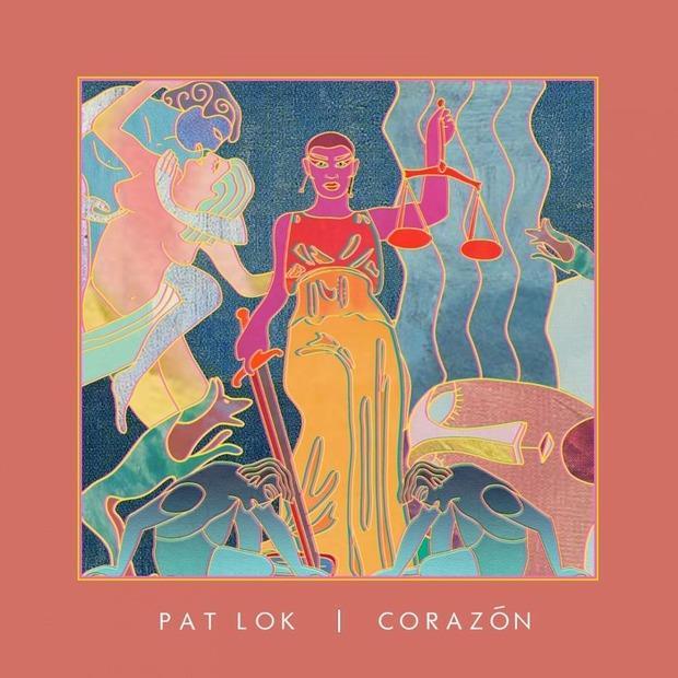 Pat Lok - Corazón (EP) – Альтернативный денс-джем