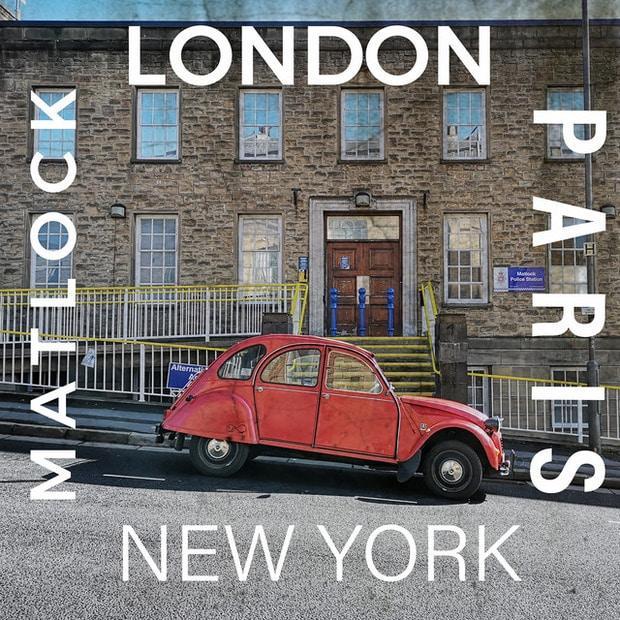 Patawawa - London, Paris, New York, Matlock – Новое качество инди-денса