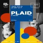 Plaid (Live)