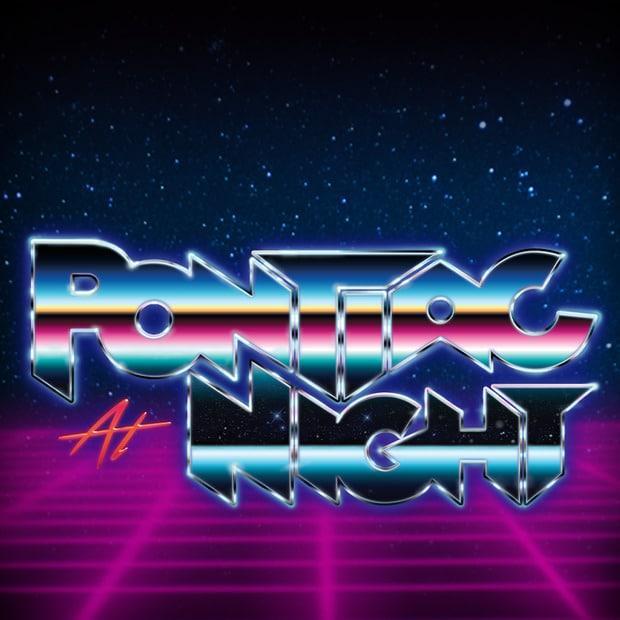 Pontiac At Night - Model Lover (EP) – Неоновые джунгли синтвейва