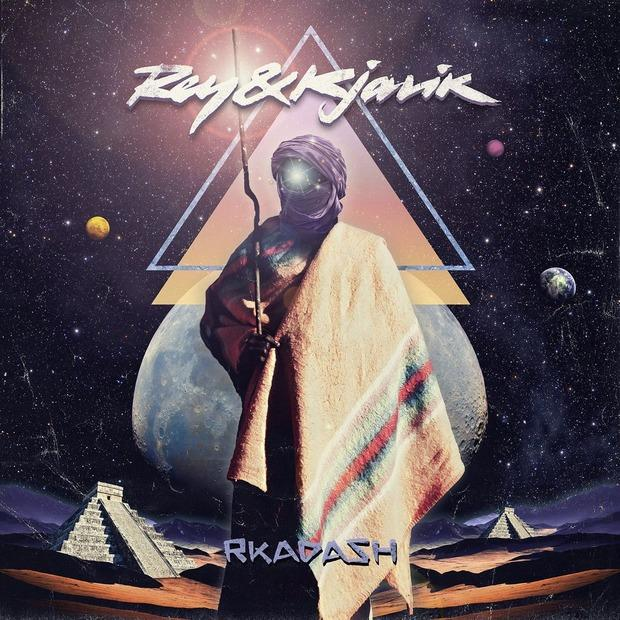 Rey & Kjavik - Rkadash – Нирвана электронных пространств