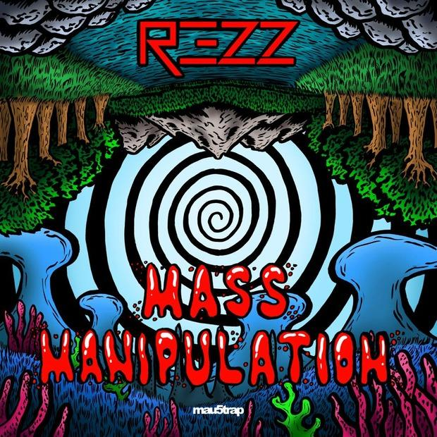 Rezz - Mass Manipulation – Порно для роботов v.2.0