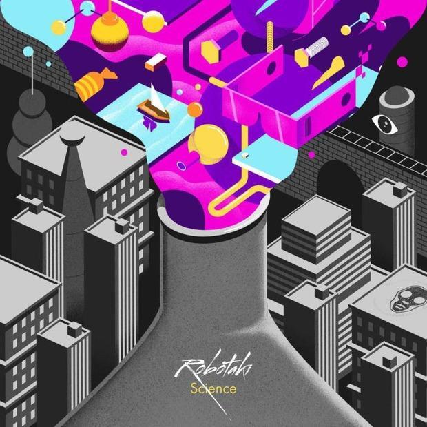 Robotaki - Science (EP) – Лучшее из R&B-проявлений