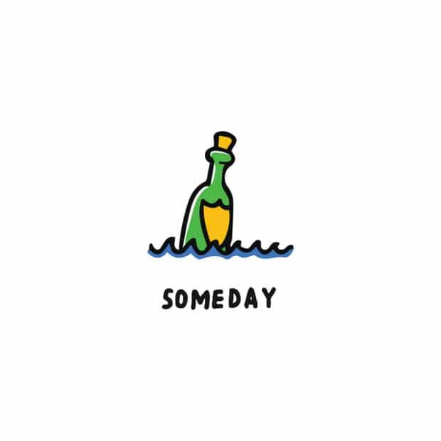 Sammy Bananas – Someday – Электроника со вкусом стиля