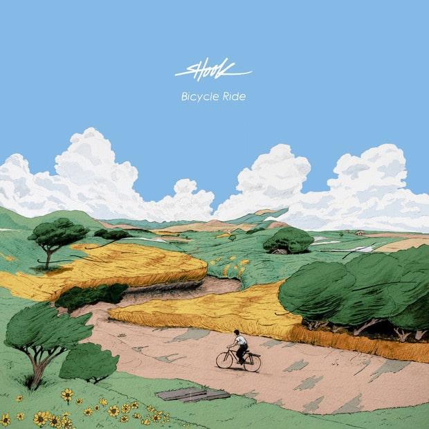 Shook - Bicycle Ride – Невесомый лоу фай