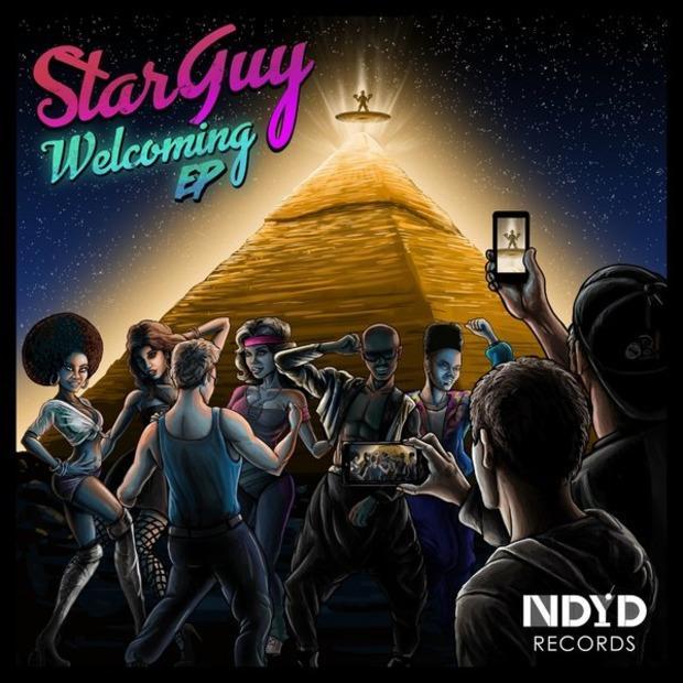 StarGuy - Welcoming (EP) – Да будет диско!