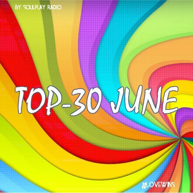 TOP - 30 июньских треков