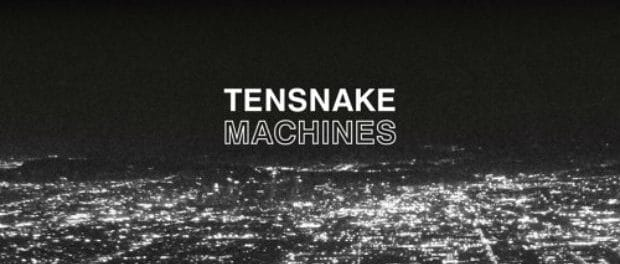 Tensnake — Machines (ЕР) — Синтетическое спейс-диско