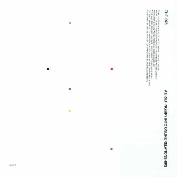 The 1975 - A Brief Inquiry Into Online Relationships – Ненавязчивый инди-рок