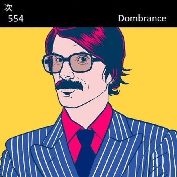Dombrance — Микс — Tsugi Podcast 554
