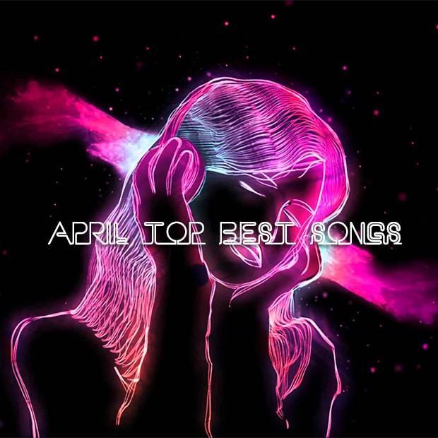 Лучшие песни апреля 2015