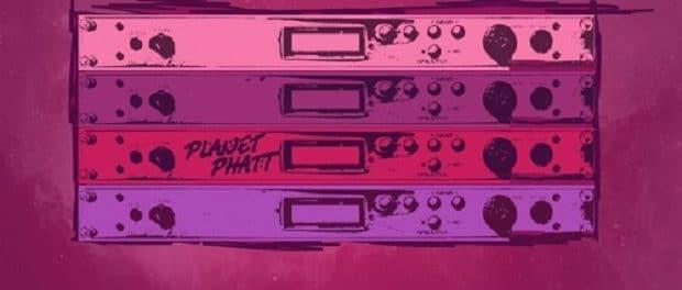 Black Girl / White Girl — Planet Phatt (ЕР) — Высокооктановый хаус