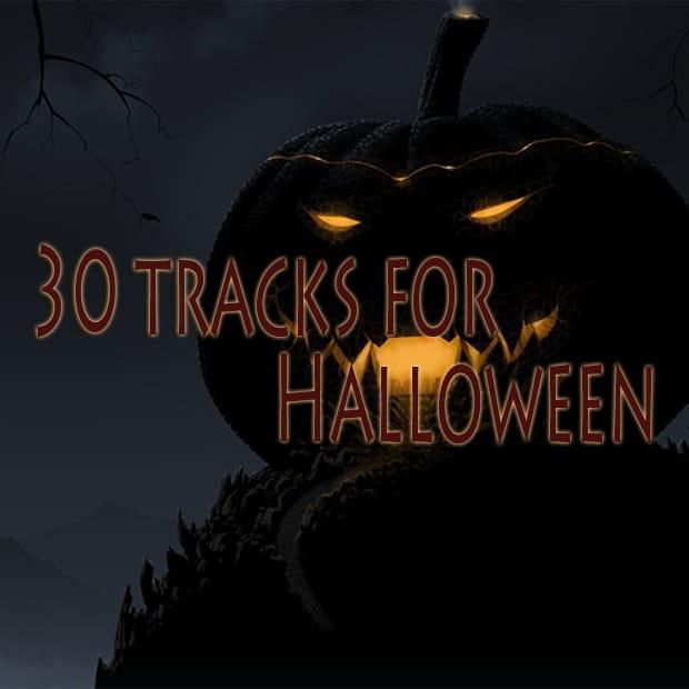 Хеллоуин плейлист! 30 страшных треков