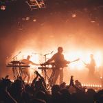 Концерт: Jungle 28 января 2019, Москва, ГлавClub Green Concert