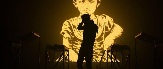 Концерт: Moderat 14 сентября 2016, Москва, Bud Arena
